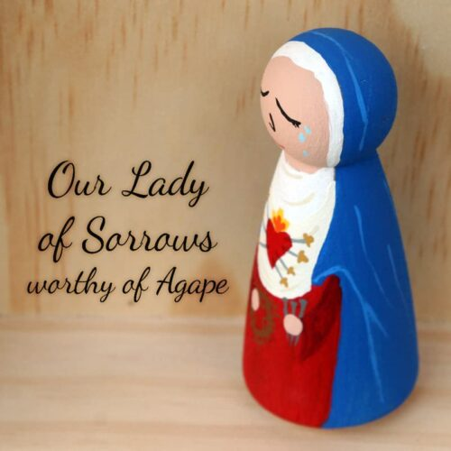 Our Lady of Sorrows top angle 2