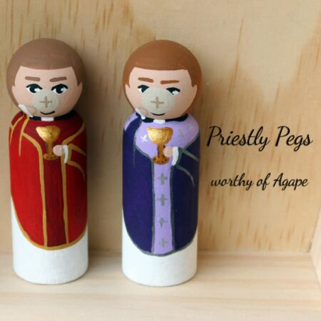 Priestly Pegs host face