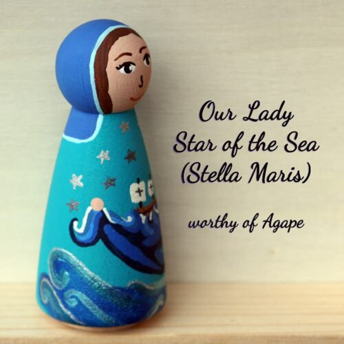 Our Lady Star of the Sea side