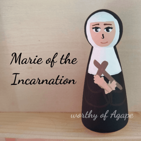 Marie of the Incarnation main