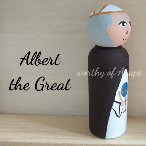 Albert the Great side