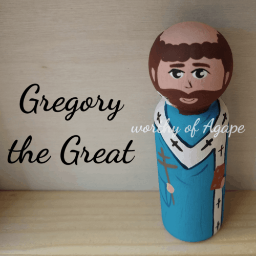 Gregory the Great top