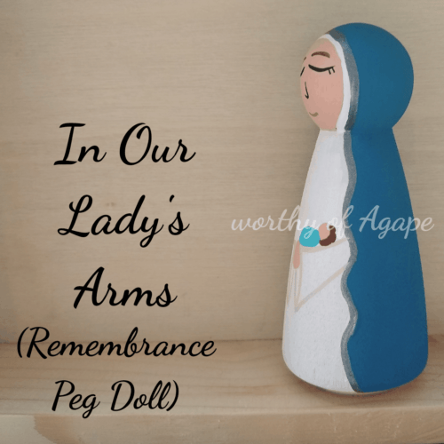 In Our Lady's Arms side 2