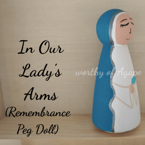In Our Lady's Arms side
