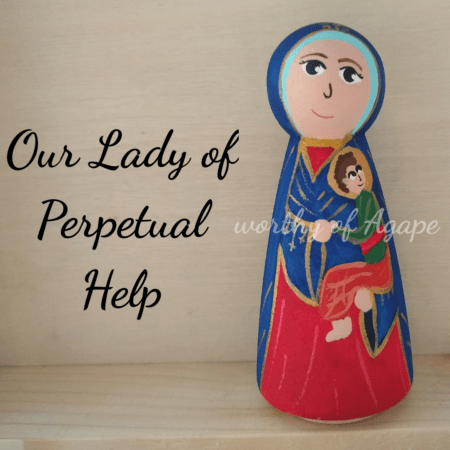 Our Lady of Perpetual Help main