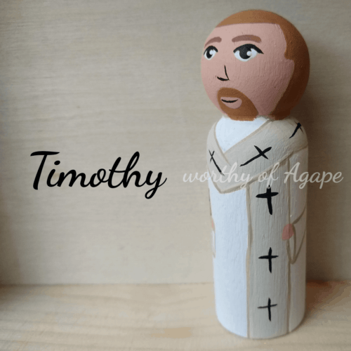 Timothy side 2