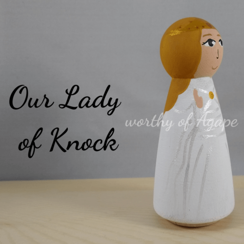 Our Lady of Knock side 2
