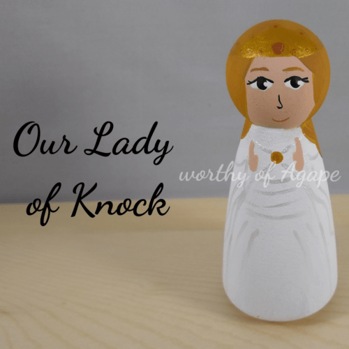 Our Lady of Knock top