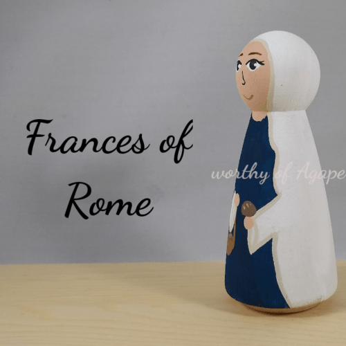 Frances of Rome new side