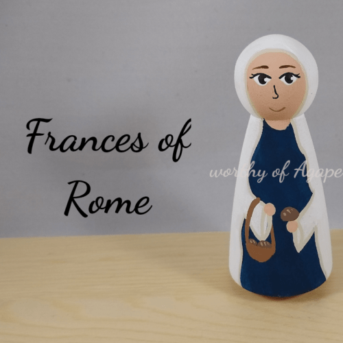 Frances of Rome new top