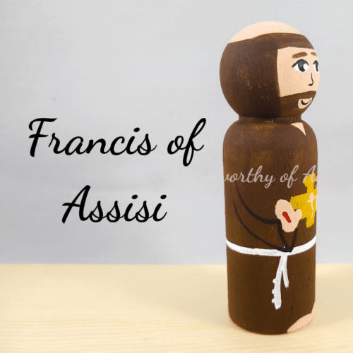 Francis of Assisi side new