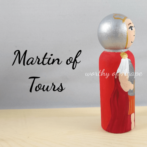 Martin of Tours side