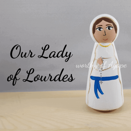 Our Lady of Lourdes main new