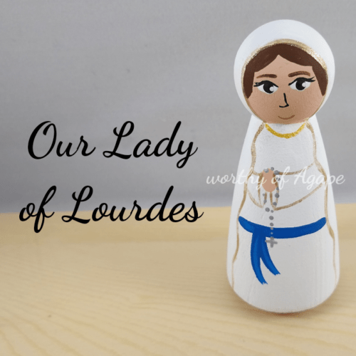 Our Lady of Lourdes top new