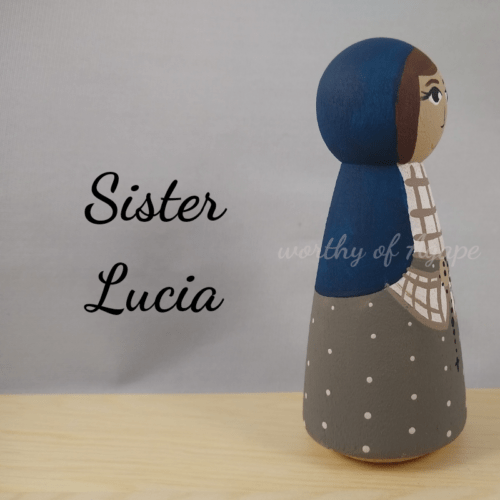 Sister Lucia side new