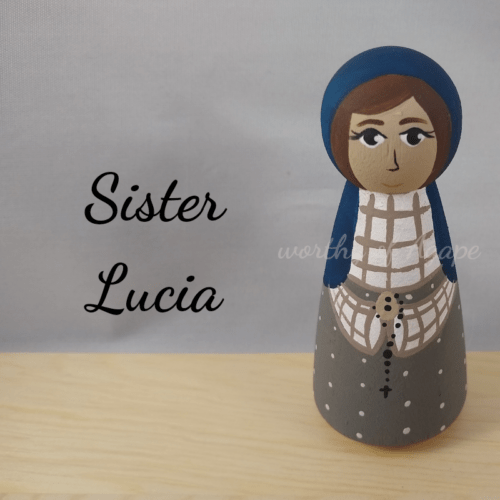 Sister Lucia top