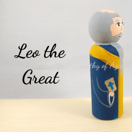 Leo the Great new side