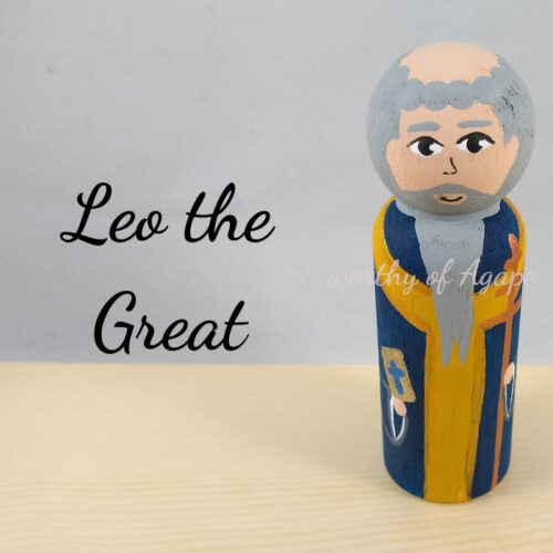 Leo the Great new top