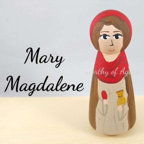 Mary Magdalene new top
