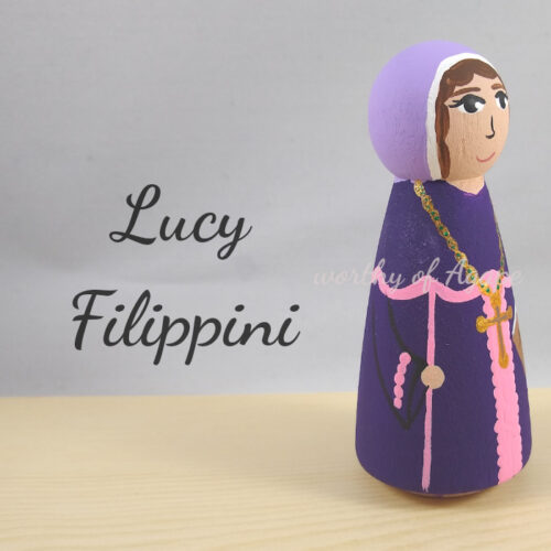 Lucy Filippini new side