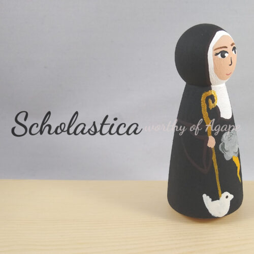 Scholastica newest side
