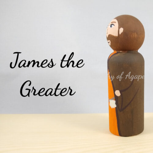 James the Greater new side 2