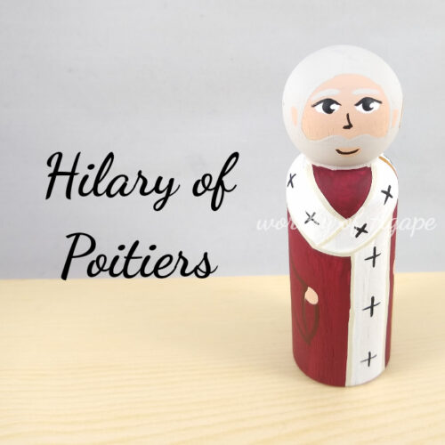 Hilary of Poitiers top