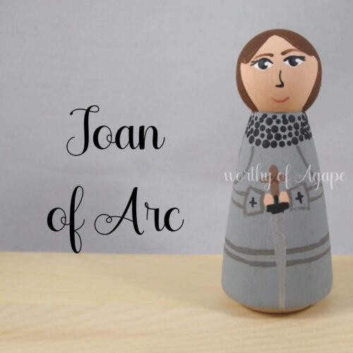 Joan of Arc main newest best