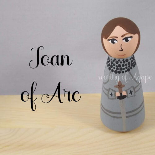 Joan of arc newest top