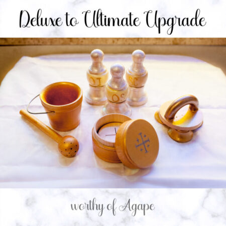 Deluxe to ultimate upgrade redo