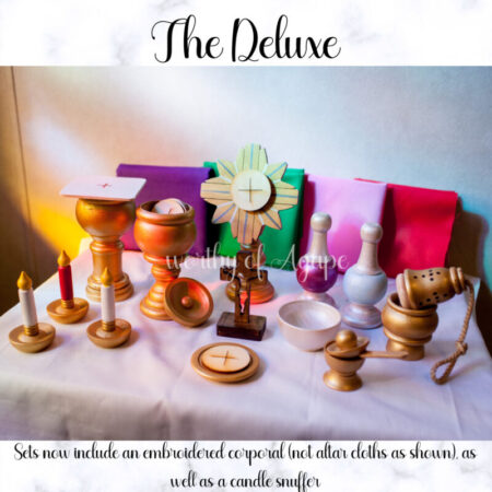 The Deluxe redo with note